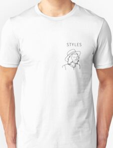 STYLES outline Unisex T-Shirt