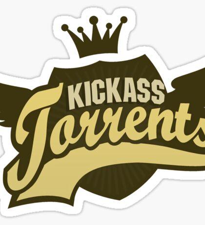 Kickass Torrents Sticker