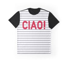 CIAO! Louis Tomlinson's shirt Graphic T-Shirt