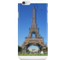 Lego_the Eiffel Tower iPhone Case/Skin