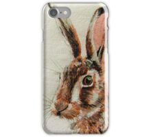 Daniel The Hare iPhone Case/Skin