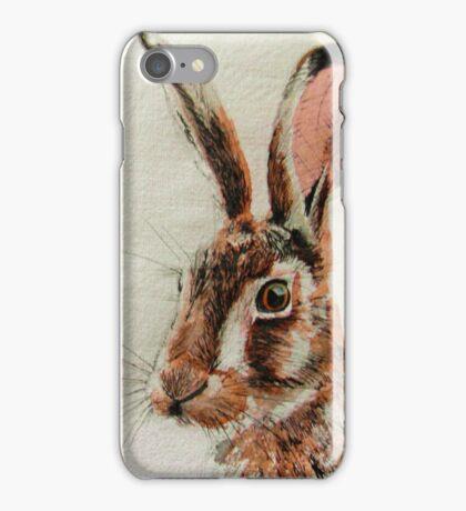 Daniel The Hare iPhone Case/Skin