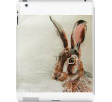 Daniel The Hare iPad Case/Skin