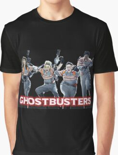 GHOSTBUSTERS 2016 Graphic T-Shirt