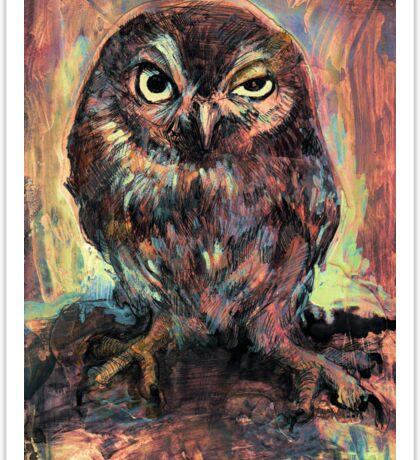 Orly Owl Sticker
