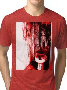Werewolf in a Girls' Dormitory Tri-blend T-Shirt