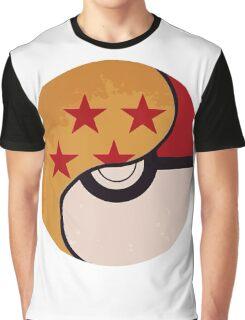 Pokemon DragonBall Fusion  Graphic T-Shirt