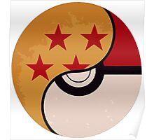 Pokemon DragonBall Fusion  Poster
