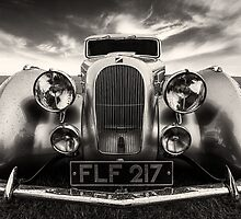 Sunbeam Talbot Darracq by Adrian Evans