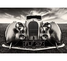 Sunbeam Talbot Darracq Photographic Print