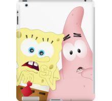 Spongebob & Patrick iPad Case/Skin