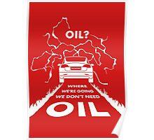Oil? ☰ #TFIR Poster