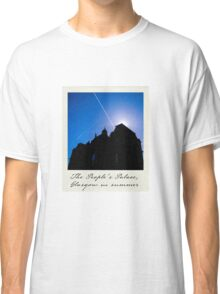 Glasgow People's Palace Polaroid Classic T-Shirt