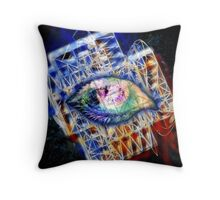 Some Thing Throw Pillow