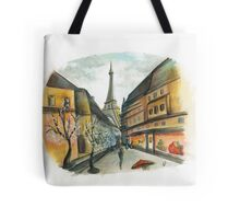 From Paris, With Love Tote Bag
