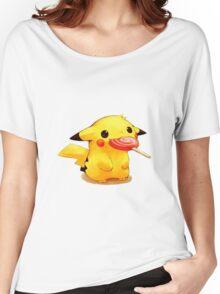 Pokemon Pikachu Women's Relaxed Fit T-Shirt
