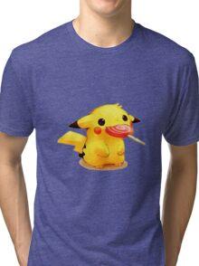 Pokemon Pikachu Tri-blend T-Shirt