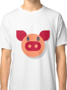 The Most Pure Pig Classic T-Shirt