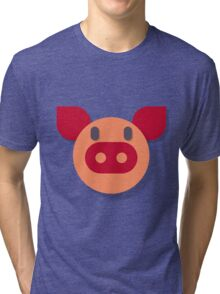 The Most Pure Pig Tri-blend T-Shirt