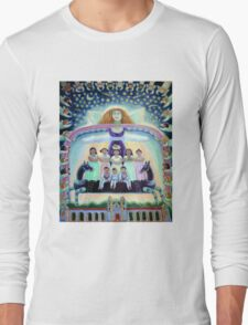 Angel of Day and Night Long Sleeve T-Shirt