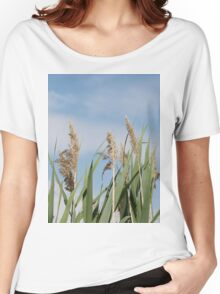 Reach for the sky! Women's Relaxed Fit T-Shirt
