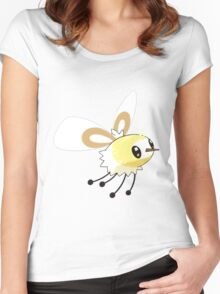 Cutiefly Women's Fitted Scoop T-Shirt