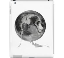 SINEAD on the moon iPad Case/Skin