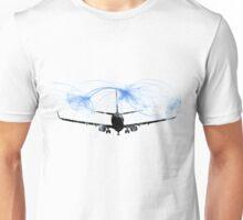 World airline routes Unisex T-Shirt