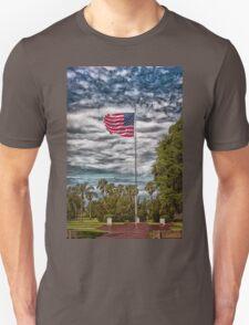 Proudly Waving Unisex T-Shirt