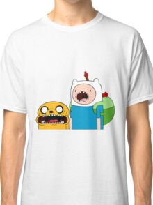 Adventure Time Finn and Jake Classic T-Shirt