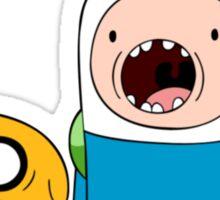 Adventure Time Finn and Jake Sticker