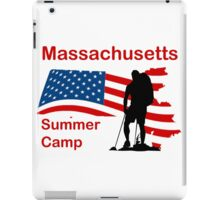 Summer Camp #6 iPad Case/Skin