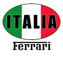 ITALIA FERRARI Photographic Print