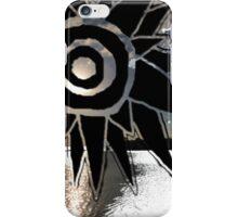 Black Sun iPhone Case/Skin