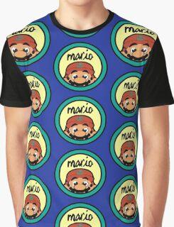 Mario Morgendorfer  Graphic T-Shirt