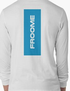 Froome blue Long Sleeve T-Shirt