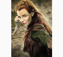 Tauriel Portrait- The Hobbit, Desolation of Smaug Unisex T-Shirt