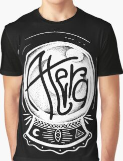 Crystal Ball 'Fortune' - Atera Apparel Graphic T-Shirt