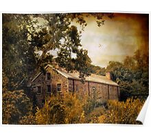 The Olde Stone Mill Poster