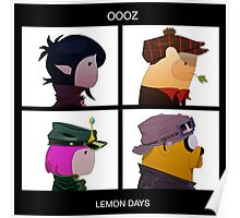 Lemon Days Poster