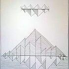 Line Drawing 2 by Aaran Bosansko