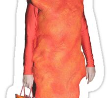 KATY PERRY AS A CHEETO  Sticker