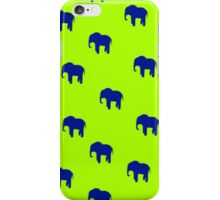The Little Elephant  iPhone Case/Skin