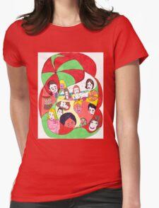 Beach Ball Faces T-Shirt