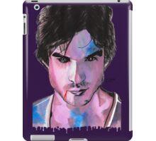 Damon iPad Case/Skin