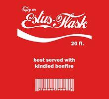 Enjoy an Estus Flask ! Unisex T-Shirt