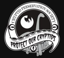 Cryptid Preservation Society by Mechanical-Koi