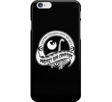 Cryptid Preservation Society iPhone Case/Skin