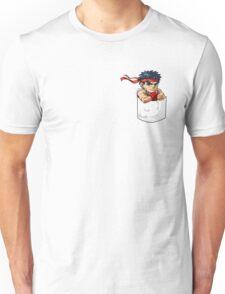 Pocket Ryu Unisex T-Shirt