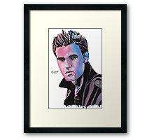 Stefan  Framed Print